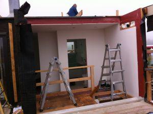 Solarium On Houseboat Sausalito 13
