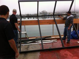 Solarium On Houseboat Sausalito 12