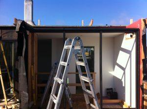 Solarium On Houseboat Sausalito 7