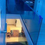 Azurelite Glass Guardrail