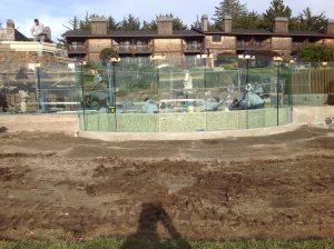 Bodega Bay Structural Glass Railing 4