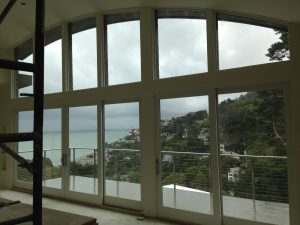 Contemporary Marvin Window and Door Projects in Marin County